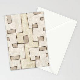 "Proto pattern n 1 ""toffee cake"" Stationery Cards"