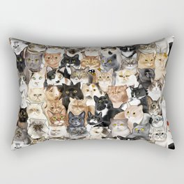 Catmina 2017 - ONE Rectangular Pillow