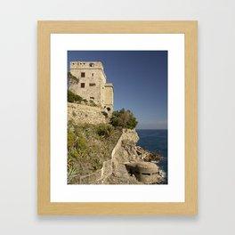 Cinque Terre, Monterosso, Italy Framed Art Print