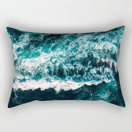 Summer Waves Rectangular Pillow