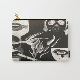Its all just smoke and gasmasks Carry-All Pouch