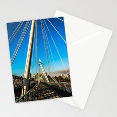 On The Bridge #1 Stationery Cards
