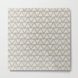 Maui'd | sand  Metal Print