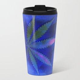 Hemp Lumen #2 Marijuana, Cannabis Travel Mug