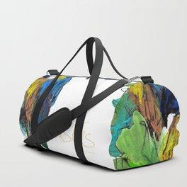 BLUE PARROT Duffle Bag