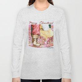 NUDEGRAFIA - 015 Merry Christmas Long Sleeve T-shirt