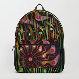 The Grass Is Always Greener Backpack