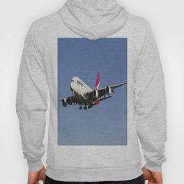 Qantas Airbus A380-842 Hoody