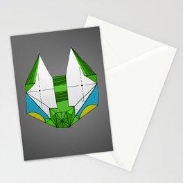 Space cat Joe Stationery Cards