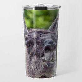 Stylish Lama Travel Mug