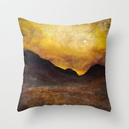 Glencoe Moonlight Throw Pillow