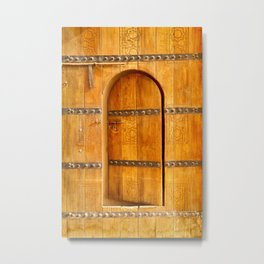 Al Jahili Fort 1 Metal Print