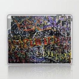 Word On The Street Laptop & iPad Skin