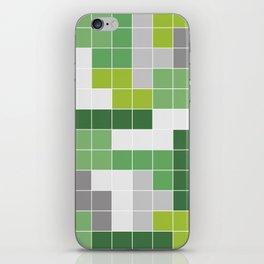 Quad 3 iPhone Skin