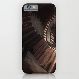 Grist Mill Gears iPhone Case