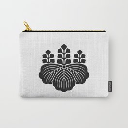 Toyotomi Clan · Black Mon Carry-All Pouch