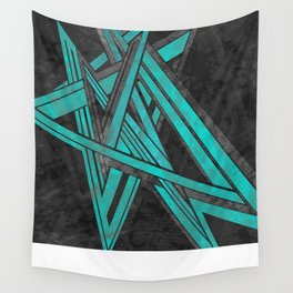 Geo Tactic 1 Wall Tapestry