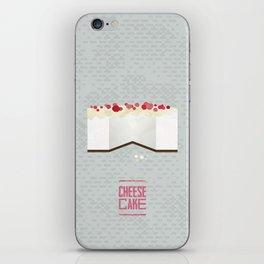 CheeseCake iPhone Skin