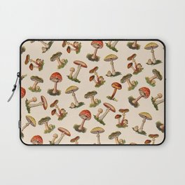 Magical Mushrooms Laptop Sleeve