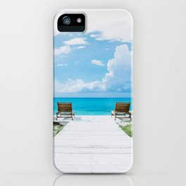 Sun Tan iPhone Case