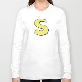 Super López Long Sleeve T-shirt