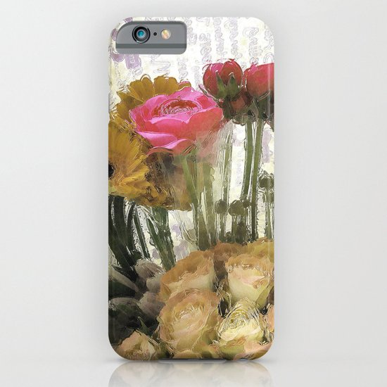 Glossy Love Letters 2 iPhone & iPod Case