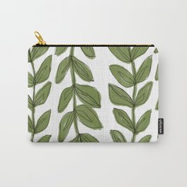thru the vines Carry-All Pouch