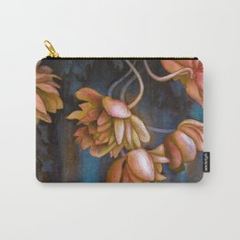 Anemone Flowers Carry-All Pouch