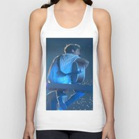 niall horan Tank Tops featuring Niall Horan 3 by Halle