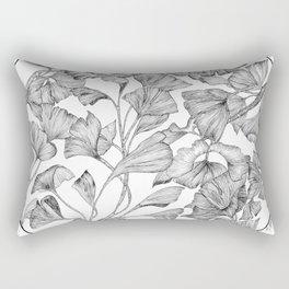 Gingko biloba Rectangular Pillow