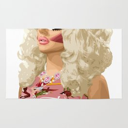 Trixie Mattel, RuPaul's Drag Race Queen Rug