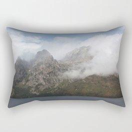 Teton Storm Rectangular Pillow