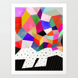 P3 Art Print