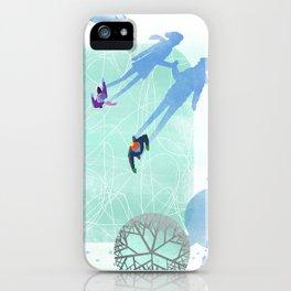 Skating iPhone Case