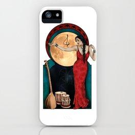 Nouveau Niyaz iPhone Case