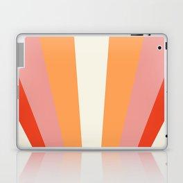 Geometric Landscape   Sunrise Sunset Sun Print Printed Wall Art Large Poster Home Decor Poster 24x36 Laptop & iPad Skin