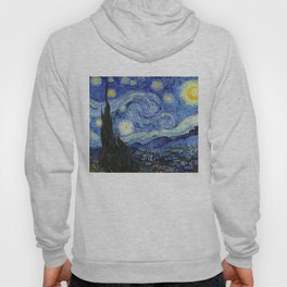 Starry Night by Vincent Van Gogh Hoodie