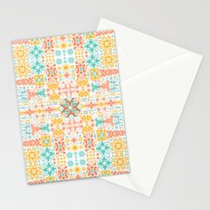 Las Flores Stationery Cards