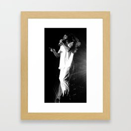 30 Seconds to Mars Framed Art Print