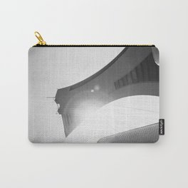 Minimalist Olympic Stadium Carry-All Pouch