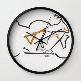 KTM 1190R Wall Clock