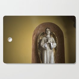 Angel Cutting Board