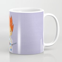 A Boy - Lion-O (Thundercats) Coffee Mug
