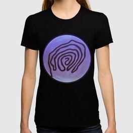 Tribal Maps - Magical Mazes #04 T-shirt