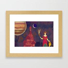 Hekate Framed Art Print