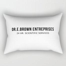 The Doc | Movies Quotes Rectangular Pillow