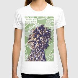 Laced Polish Hen T-shirt