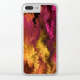 Festival ! Clear iPhone Case