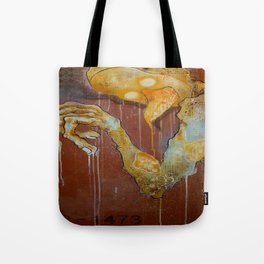 Plague Tote Bag