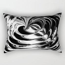 Time Warp Rectangular Pillow